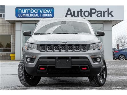 2018 Jeep Compass Trailhawk (Stk: APR6508) in Mississauga - Image 2 of 20