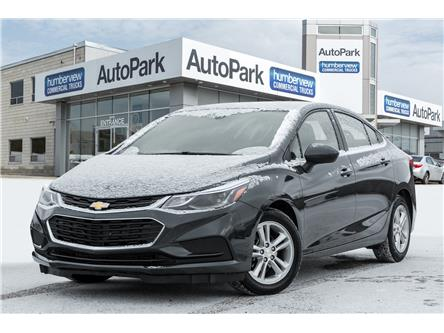 2018 Chevrolet Cruze LT Auto (Stk: APR4334) in Mississauga - Image 1 of 18