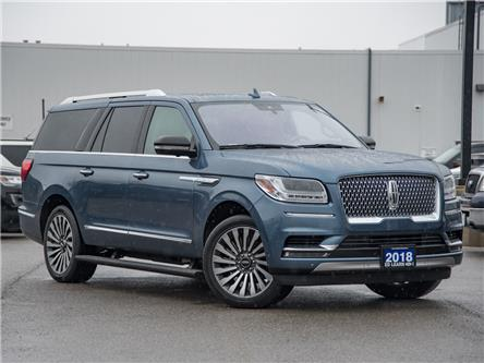 2018 Lincoln Navigator L Reserve (Stk: 602833) in St. Catharines - Image 1 of 23