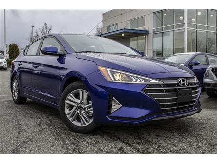 2020 Hyundai Elantra Preferred w/Sun & Safety Package (Stk: LE014342) in Abbotsford - Image 2 of 25