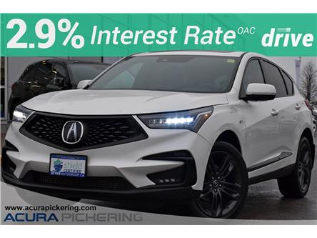 2019 Acura RDX A-Spec (Stk: AP5085) in Pickering - Image 1 of 36