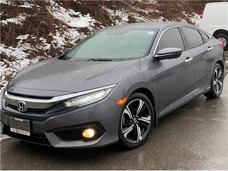 2017 Honda Civic Touring (Stk: K0226A) in London - Image 2 of 13