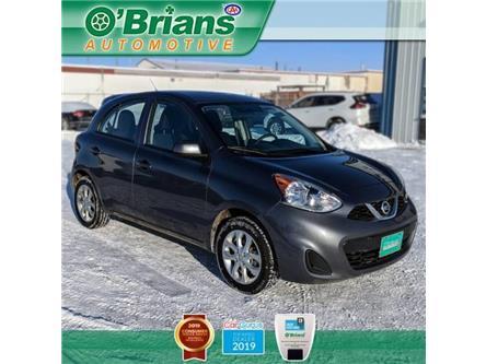 2018 Nissan Micra SV (Stk: 12956A) in Saskatoon - Image 1 of 21