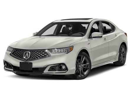 2018 Acura TLX Elite A-Spec (Stk: PW0112A) in Red Deer - Image 1 of 9