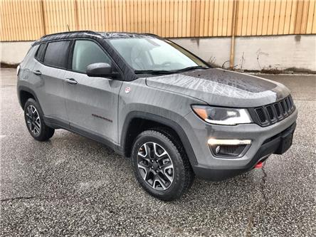 2020 Jeep Compass Trailhawk (Stk: 2316) in Windsor - Image 1 of 13