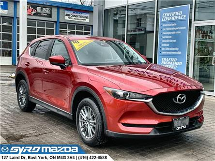 2018 Mazda CX-5 GS (Stk: 29325A) in East York - Image 1 of 30
