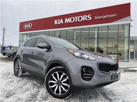 2017 Kia Sportage EX | AWD | APPLE/ANDROID | HTD SEATS | B/U CAM | (Stk: P12897) in Georgetown - Image 2 of 32