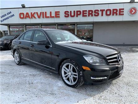 2014 Mercedes-Benz C-Class C300 4MATIC | HTD SEATS | SUNROOF | BLUETOOTH (Stk: G0050) in Oakville - Image 2 of 20
