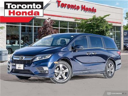 2018 Honda Odyssey EX-L (Stk: H39924P) in Toronto - Image 1 of 27