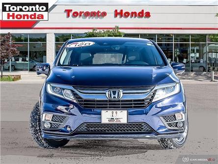 2018 Honda Odyssey EX-L (Stk: H39924P) in Toronto - Image 2 of 27