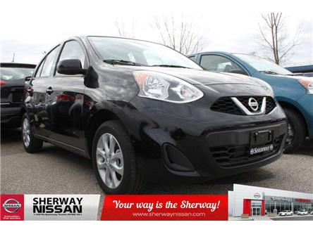 2019 Nissan Micra  (Stk: S19014) in Toronto - Image 1 of 2