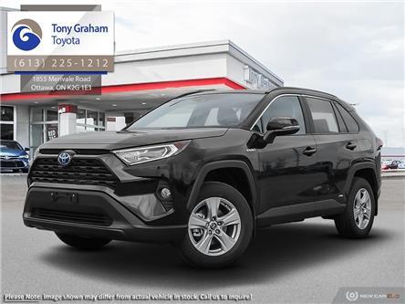2020 Toyota RAV4 Hybrid XLE (Stk: 58951) in Ottawa - Image 1 of 23