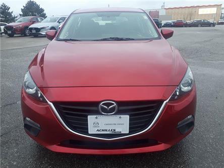 2016 Mazda Mazda3 Sport GS (Stk: P5958) in Milton - Image 2 of 12