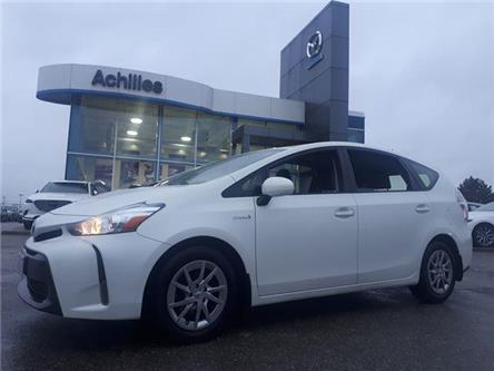 2016 Toyota Prius v Base (Stk: H2110A) in Milton - Image 1 of 11