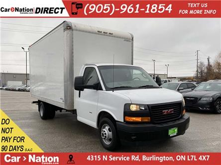 2018 GMC Savana Cutaway Work Van (Stk: DOM-001111) in Burlington - Image 1 of 24