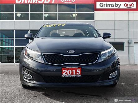 2015 Kia Optima  (Stk: N3770A) in Grimsby - Image 2 of 21