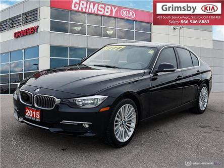 2015 BMW 320i xDrive (Stk: D3738A) in Grimsby - Image 1 of 19