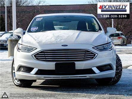 2018 Ford Fusion Energi SE Luxury (Stk: DT33B) in Ottawa - Image 2 of 28