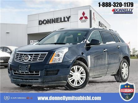 2014 Cadillac SRX Luxury (Stk: MT38A) in Kanata - Image 1 of 27