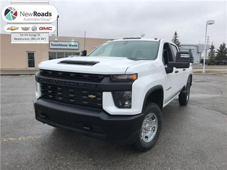 2020 Chevrolet Silverado 2500HD Work Truck (Stk: F171814) in Newmarket - Image 1 of 21