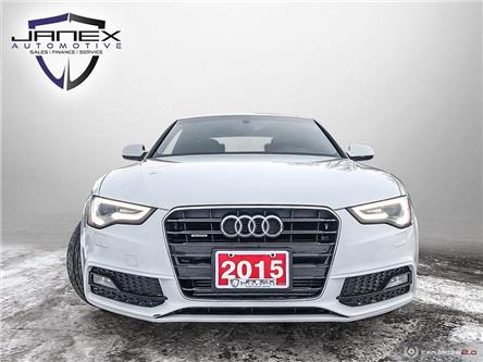 2015 Audi A5 2.0T Technik (Stk: 20009) in Ottawa - Image 2 of 28