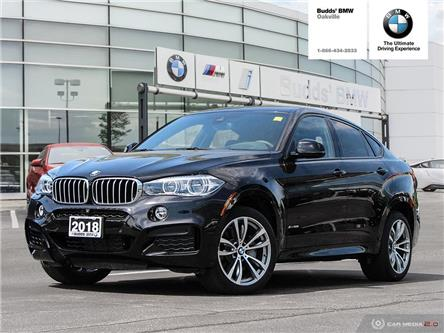 2018 BMW X6 xDrive50i (Stk: T928124P) in Oakville - Image 1 of 26
