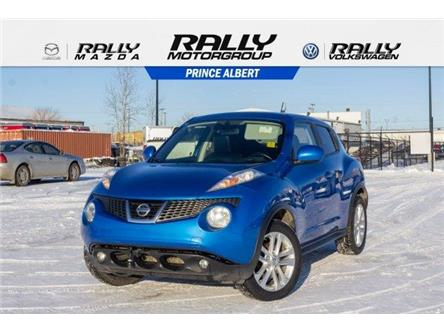 2011 Nissan Juke SL (Stk: V1130) in Prince Albert - Image 1 of 13