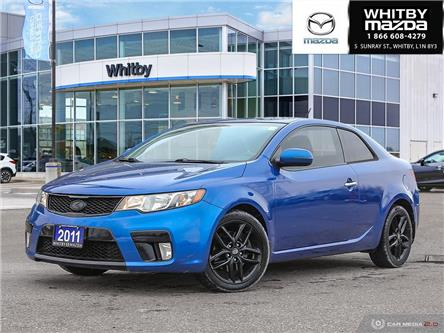 2011 Kia Forte Koup  (Stk: P17524A) in Whitby - Image 1 of 27