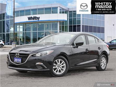 2016 Mazda Mazda3 GS (Stk: P17535) in Whitby - Image 1 of 27
