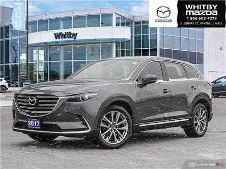 2017 Mazda CX-9 GT (Stk: P17536) in Whitby - Image 1 of 27