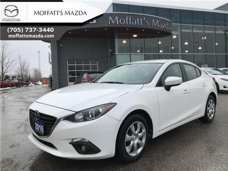 2016 Mazda Mazda3 GX (Stk: P7672A) in Barrie - Image 1 of 21