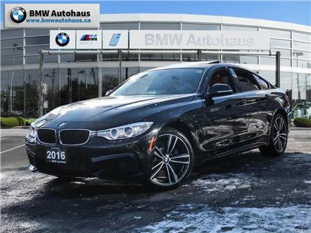 2016 BMW 435i xDrive Gran Coupe (Stk: P9300) in Thornhill - Image 1 of 31