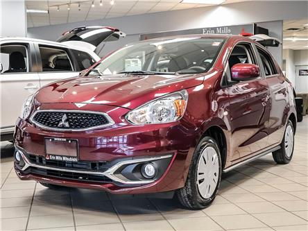 2020 Mitsubishi Mirage ES (Stk: 20M0519) in Mississauga - Image 1 of 23
