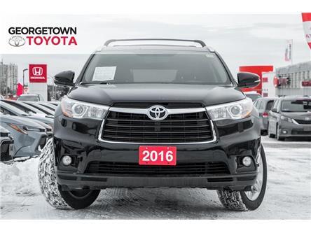 2016 Toyota Highlander Limited (Stk: 16-16411GL) in Georgetown - Image 2 of 22