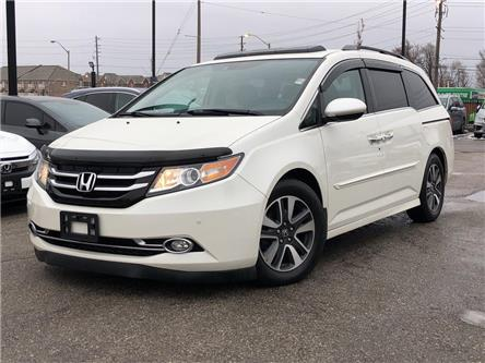 2016 Honda Odyssey Touring (Stk: 58430A) in Scarborough - Image 1 of 24
