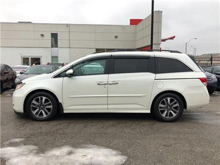 2016 Honda Odyssey Touring (Stk: 58430A) in Scarborough - Image 2 of 24