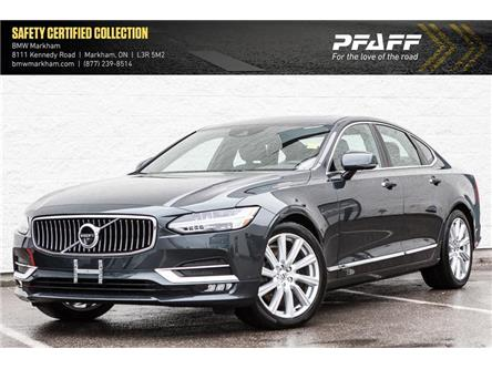 2017 Volvo S90 T6 Inscription (Stk: 38654A) in Markham - Image 1 of 7