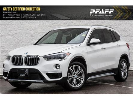 2019 BMW X1 xDrive28i (Stk: U12789) in Markham - Image 1 of 20