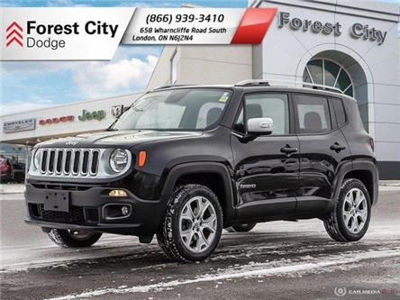 2015 Jeep Renegade Limited (Stk: 9-5017A) in London - Image 1 of 23