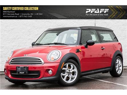 2014 MINI Clubman Cooper (Stk: U12709) in Markham - Image 1 of 7