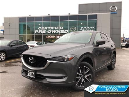 2017 Mazda CX-5 GT AWD at NAVI,ALLOYS,SUNROOF,LEATHER,NO ACCIDENT (Stk: P20019) in Toronto - Image 1 of 26