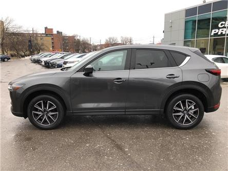 2017 Mazda CX-5 GT AWD at NAVI,ALLOYS,SUNROOF,LEATHER,NO ACCIDENT (Stk: P20019) in Toronto - Image 2 of 26
