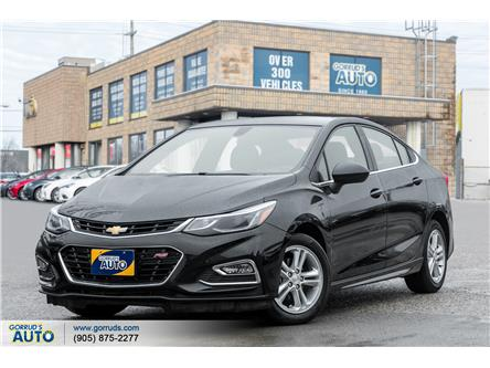 2018 Chevrolet Cruze LT Auto (Stk: 236630) in Milton - Image 1 of 17