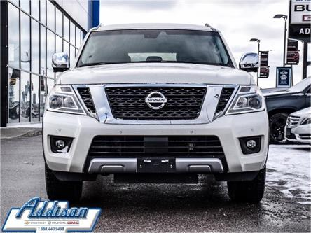 2017 Nissan Armada Platinum (Stk: U503843) in Mississauga - Image 2 of 30