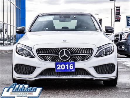 2016 Mercedes-Benz C-Class Base (Stk: U155081) in Mississauga - Image 2 of 27