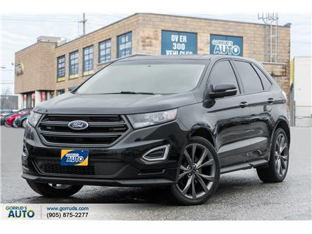 2016 Ford Edge Sport (Stk: C47026) in Milton - Image 1 of 21