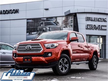 2017 Toyota Tacoma  (Stk: u018793) in Mississauga - Image 1 of 30