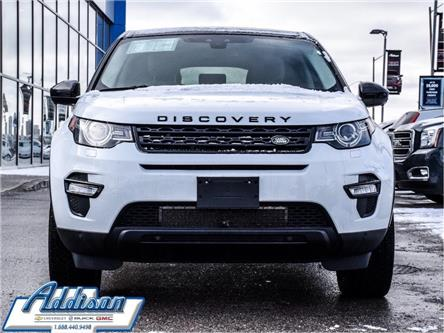 2016 Land Rover Discovery Sport HSE (Stk: U601834) in Mississauga - Image 2 of 26