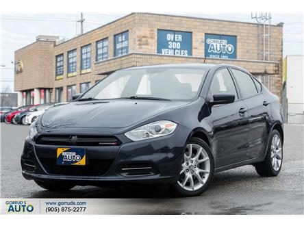 2013 Dodge Dart SXT/Rallye (Stk: 149300) in Milton - Image 1 of 17