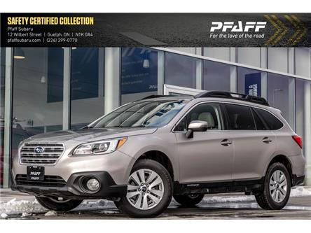 2016 Subaru Outback 2.5i Touring Package (Stk: SU0149) in Guelph - Image 1 of 22
